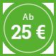 ab 25 Euro