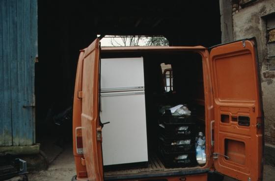 Bio lieferservice gruner bote witzenhausen for Grüner kühlschrank